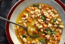 Soups and stews / by Carleigh