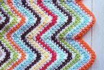 Crochet Blankets and Afghans / by Jelitza Telleria