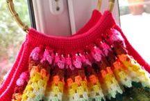 Crochet Bags / by Jelitza Telleria