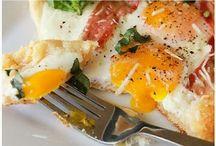 Breakfast; My favorite meal!! / by Miranda Carr