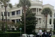 Plantation Homes and Antebellum Mansions / by Alice Bradway