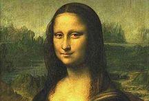 Leonardo Da Vinci / by Alberto Herrera