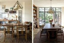 Dining room / by Kika Junqueira