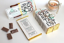 Strategic Design Concept For Chocolate  / Inspirations of packages, design, ideas how to improve existing situation of homemade chocolate brand in small business market. 2012 Strategic design class project. Norway.  / by Aušra Sušinskaitė