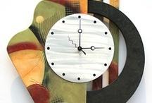 Clocks / by Angie Strum