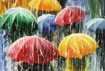 Under my Umbrella  / by Angie Strum