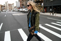 Style of the Streets / Tomboy chic inspired street style / by Kasey M