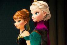 {Disney} Frozen / by Alina