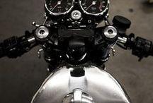 Motorcycles / by Enrico Margaritelli