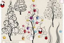 """Zen Doodling / I love to doodle and am delighted to find out it is now an """"art"""".  So meditative, and I love how one thing flows into another---just like life! / by Shakta Khalsa"""