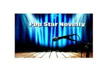 Pop Star Novelty / by Pop Star Novelty Russ Crowley IV