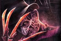 A Nightmare on Elm Street / Movie Franchise / by Pop Star Novelty Russ Crowley IV
