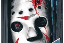 Friday The 13th / Movie franchise  / by Pop Star Novelty Russ Crowley IV