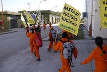 Acción en central Nuclear de Embalse / by Greenpeace Argentina