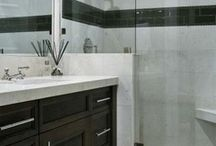 Small Bathroom Ideas / by Andrea Willis