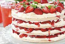 Cakes, Pies, Tarts, Cupcakes / by Kristi Smith