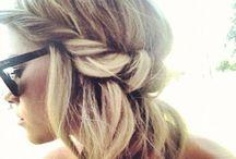 HAIR / by Rachel Harrison