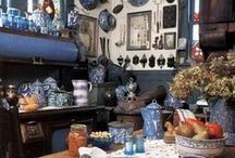 Vintage Dishes, Accessories and Furniture / by Pam Cunningham Bock