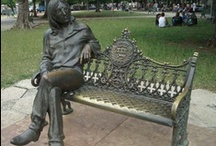 Statues of Musicians / by MusicStack