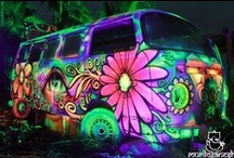 Psychedelic Splash / by MusicStack