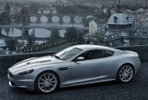 Aston Martin / by GT-R Zilla