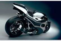 Concept Motorcycles / by GT-R Zilla