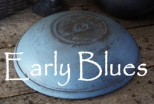 Early Blues / by Yesterday's Days
