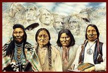native american / by lise moreau