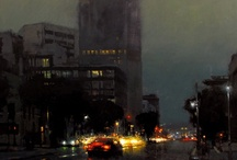 cityscape / by Pat Carr