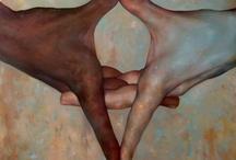hands & feet II / by Pat Carr