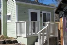 small house ideas / by Candy Girkey