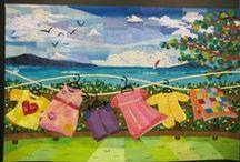 Per a fer... patchwork i altres / by Beatriz Garcia Ferrer