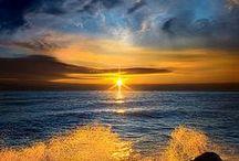 Sunsets & Sunrises / by Arleen Kilbourne