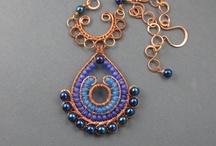 Wire Jewelry / by Jewelry Tutorial HQ