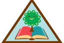 Brownie My Family Story Badge Ideas / Step 1: Read, watch or share family stories.  Step 2: Know where our family is from.  Step 3: Make a story tree.       Step 4: Find an object that means something to your family Step 5: Share your family story.  / by Brownie Girl Scout Badges