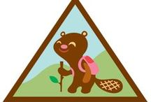 Brownie Hiker Badge Ideas / Requirements for Earning the Brownie Hiker Badge -- Step 1: Decide where to go Step 2: Try out a new hiking skill Step 3: Pick the Right Gear Step 4: Pack a Snack for Energy Step 5: Go on your Hike / by Brownie Girl Scout Badges