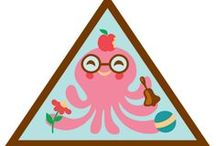 Brownie Senses Badge Ideas / Requirements for the Brownie Senses Badge--   Step 1: Explore your sense of sight.  Step 2: Listen to the World.  Step 3: Put Your Nose to work.  Step 4. Take a taste test.  Step 5. Touch and feel. / by Brownie Girl Scout Badges