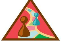 Brownie Making Games Badge Ideas / Requirements for Brownie Making Games Badge --  Step 1: Try a scavenger hunt.   Step 2: Make up a mystery game.  Step 3: Create a party game.  Step 4: Change the rules.  Step 5: Invent a whole new sport. / by Brownie Girl Scout Badges