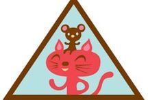 Brownie Making Friends Badge Ideas / Requirements for earning the Making Friends Brownie Badge-- Step 1: Make Friendly Introductions.  Step 2: Show Friends You Care.  Step 3: Share Favorite Activities.  Step 4: Learn How to Disagree.  Step 5: Practice Friendship! / by Brownie Girl Scout Badges