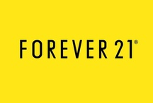 Forever 21  / by Mallzombie