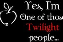 The Twilight Saga / The Twilight Saga! / by Kailyn ElgortHoranIrwin