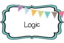 {LOGIC} / by Great Endeavors Homeschoolers