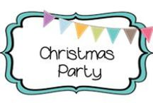 {GREAT ENDEAVOR} christmas  party / by Great Endeavors Homeschoolers