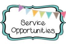 {GREAT ENDEAVOR} service opportunities / by Great Endeavors Homeschoolers