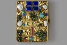 Art Nouveau cigarette cases / by Julie Huguenin