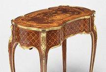 Furniture XVIIth-XVIIIth C / by Julie Huguenin