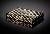 Cartier cigarette case / by Julie Huguenin