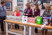 Hallmark Home & Family  / by Jill Simonian