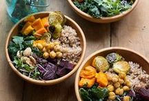 Food for thought / Healthy Eating Recipes  / by Moon to Moon
