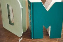 Book Pages & Paper / by Lynda Redding
